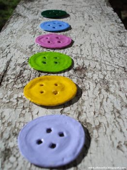 boutons capsules
