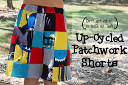 patchwork-shorts
