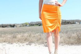 jupe-Lanvin-orange