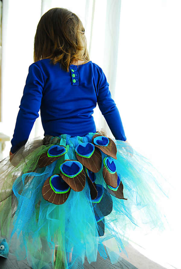 costume-paon-tulle