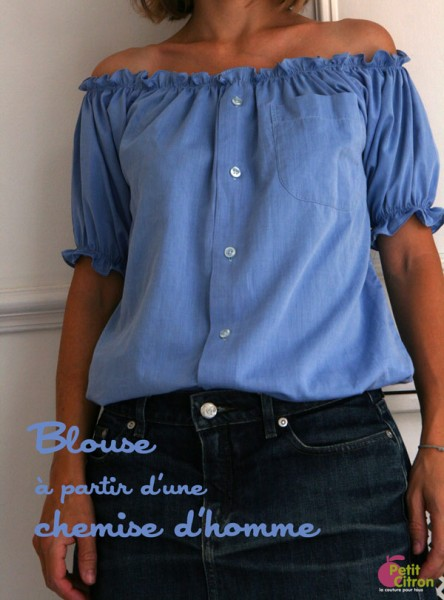 blouse-recyclee-chemise-homme